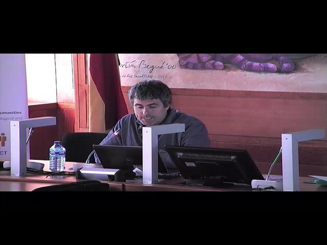 Infraestructuras de PLN y tareas básicas con Python: una introducción práctica