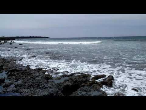 Maui surf south of Makena.