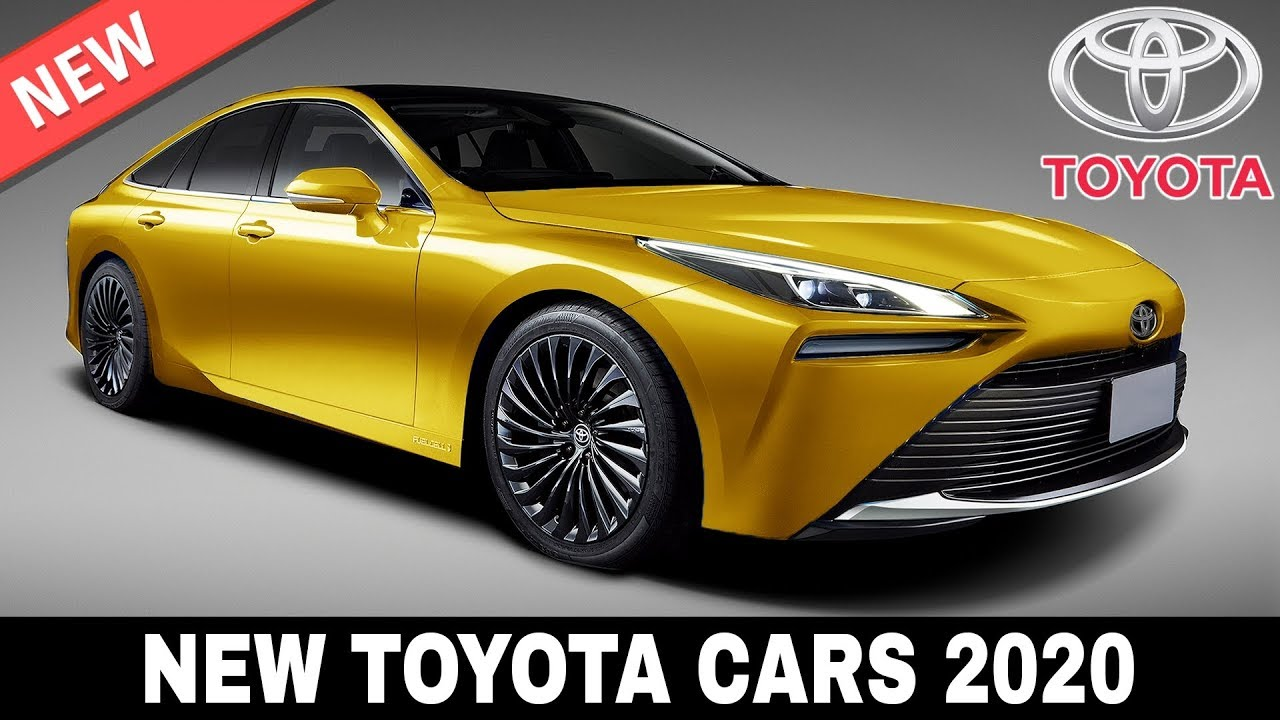 Top 10 All New Toyota Cars Proving Superior Reliability And Build Quality In 2020 Youtube
