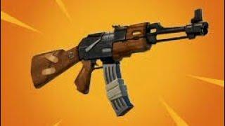 Probando la nueva AK (Video sin editar)