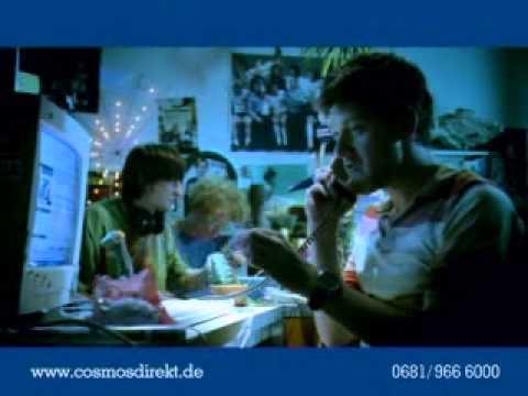 Cosmos Direkt Werbung Phone Banking: Zukunft! - YouTube