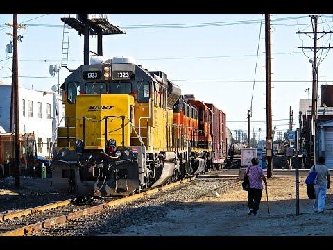 Wig Wag Railroad Crossing & Malabar Switcher - 9/5/14