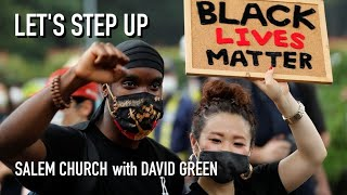 Let's Step Up - David Green - June 21, 2020
