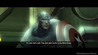 Marvel Ultimate Alliance 2 - Iron Man VS Captain America  (PS4)