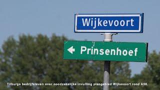 Tilburgs bedrijfsleven over noodzakelijke invulling plangebied Wijkevoort rond A58.