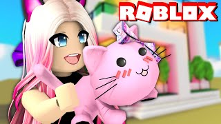 Wengie Playing Roblox Adopt Me For The First Time!