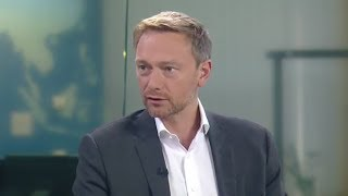 Christian Lindner: