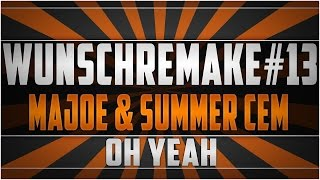 Wunschremake#13: Majoe & Summer Cem ►OH YEAH◄ Instrumental [HD]