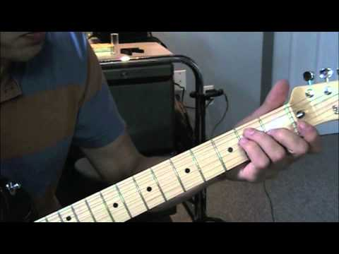 Guitar Tutorial: You Won\'t Relent - Jesus Culture - YouTube