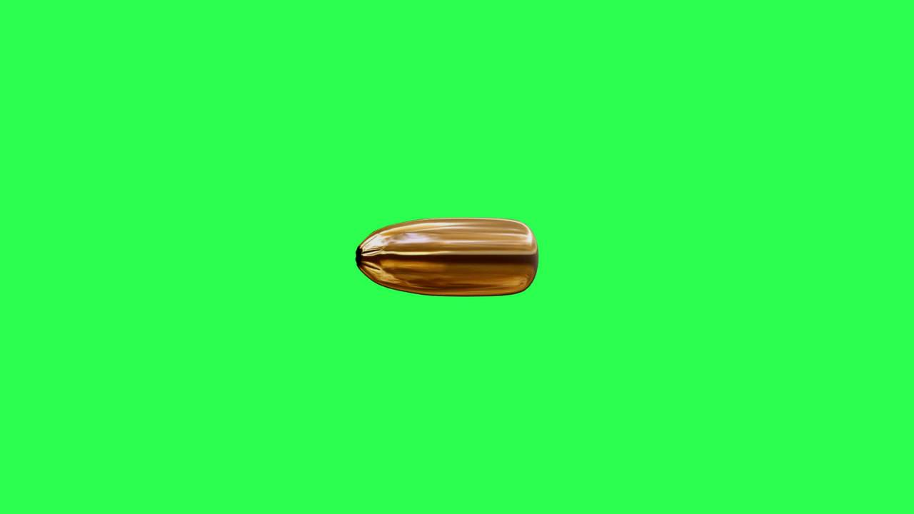 Green Screen Effect Of Bala -Pantalla Verde Efecto De Bala