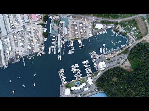 Trinidad & Tobago - Chaguaramas (Aerial Video)