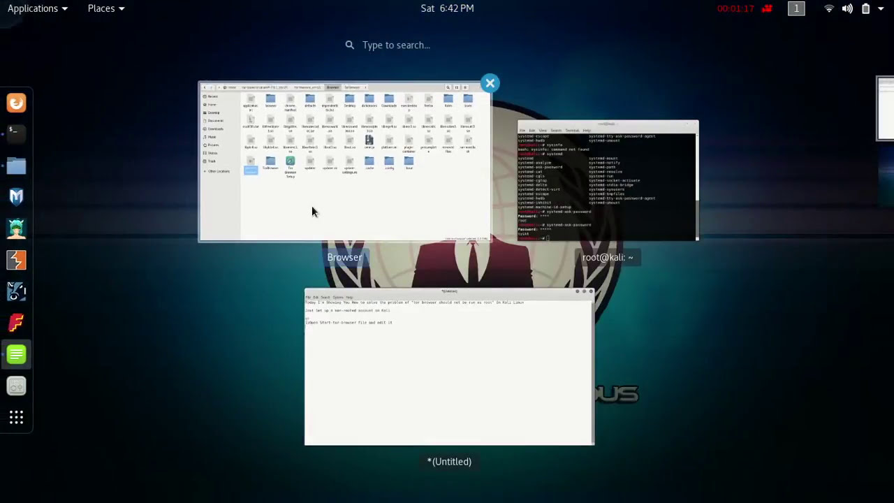 запуск tor browser linux гирда