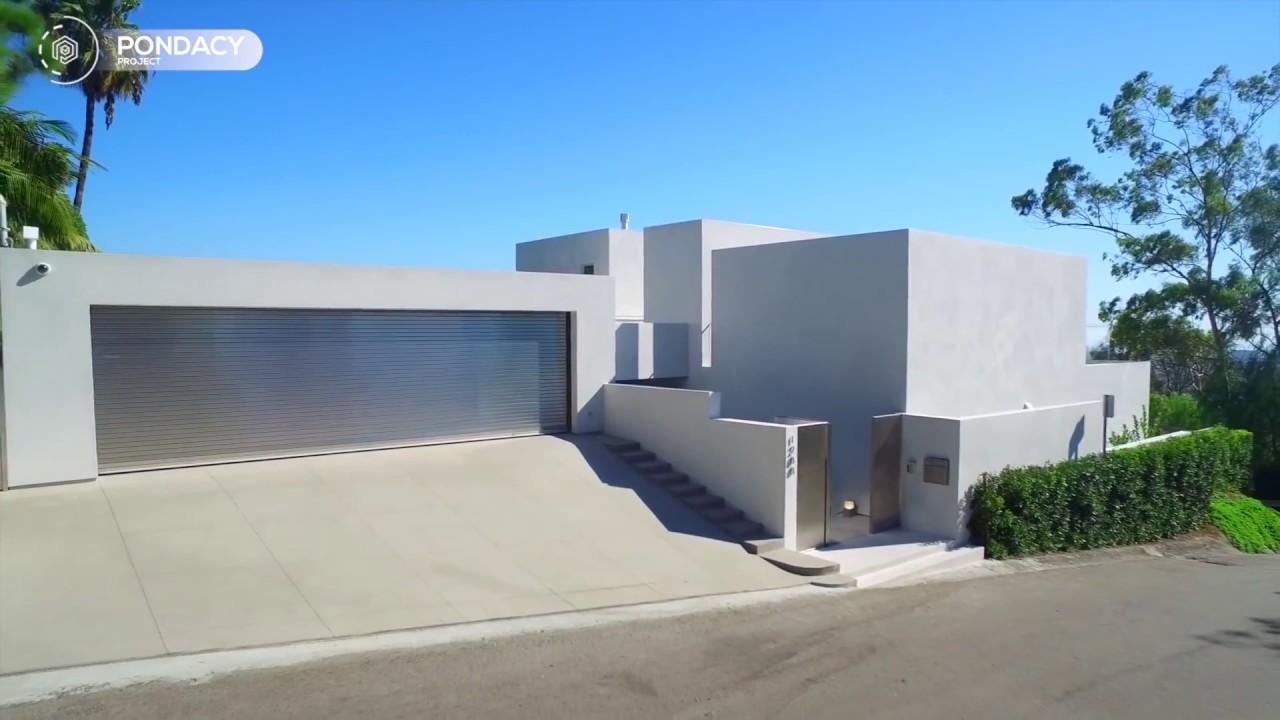 Interior Rumah Futuristik House Tour Desain Rumah Mewah Minimalis Youtube