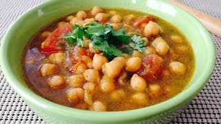 Chickpea Curry In Slowcooker, Chickpeas Recipe