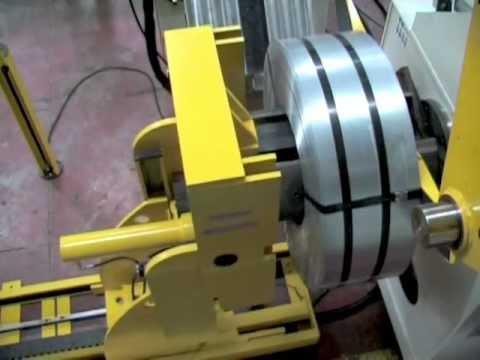 LEAN COIL CHANGEOVER - Fixed Tiltmatic - Handling Equipment - Rotobloc-PSP