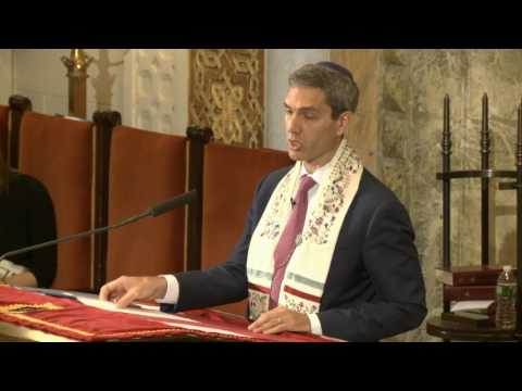 Rabbi Elliot Cosgrove - Sermon 5.13.17 - Park Avenue Synagogue