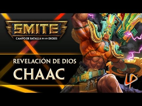 Revelación CHAAC - Dioses de SMITE LATINO