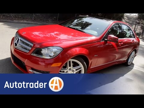 2012  Mercedes-Benz C-Class - AutoTrader New Car Review