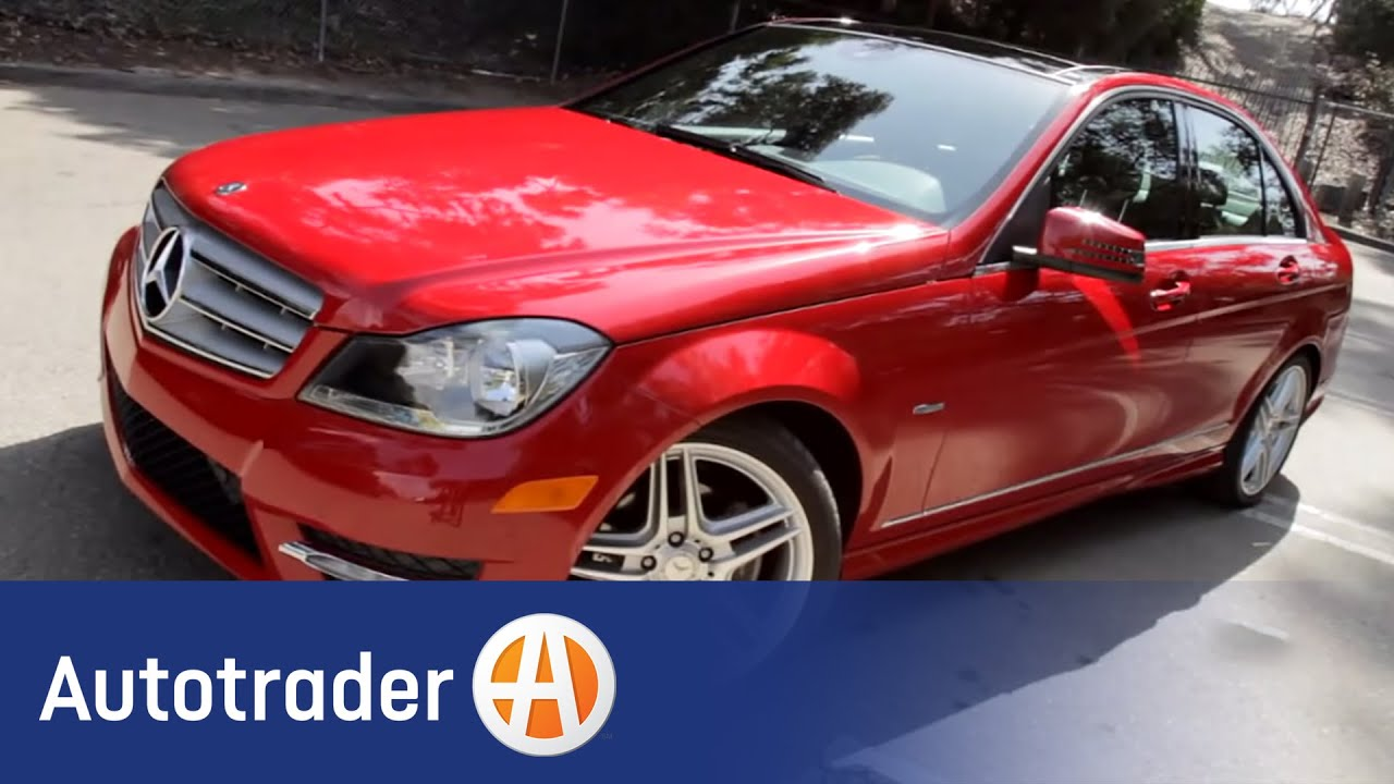 2012 mercedes benz c class sedan autotrader new car
