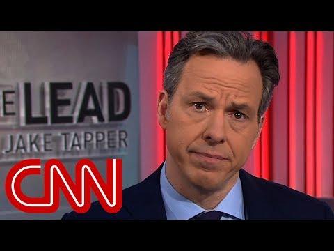 Tapper: Trump walks back past gun proposals - Dauer: 8 Minuten, 50 Sekunden