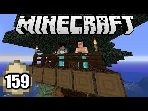 Minecraft Survival Indonesia - Tower Pengintai Kerajaan! (159)