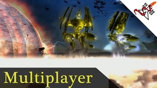 Supreme Commander: Forged Alliance FAF - 8P Aggression from Both Sides | Multiplayer Gameplay