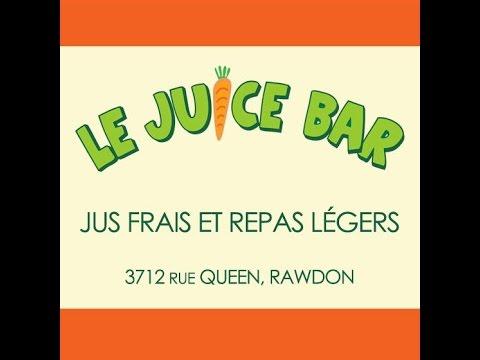 Entrevue Au Juice Bar De Rawdon (Radio-Conscience)