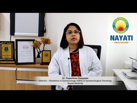 Cervical Cancer Prevention Week : Dr Rupashree Das Gupta