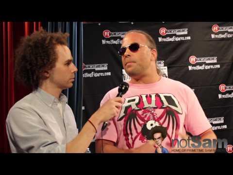 Sam Roberts & Rob Van Dam - leaving WWE, returning, drug testing, & more