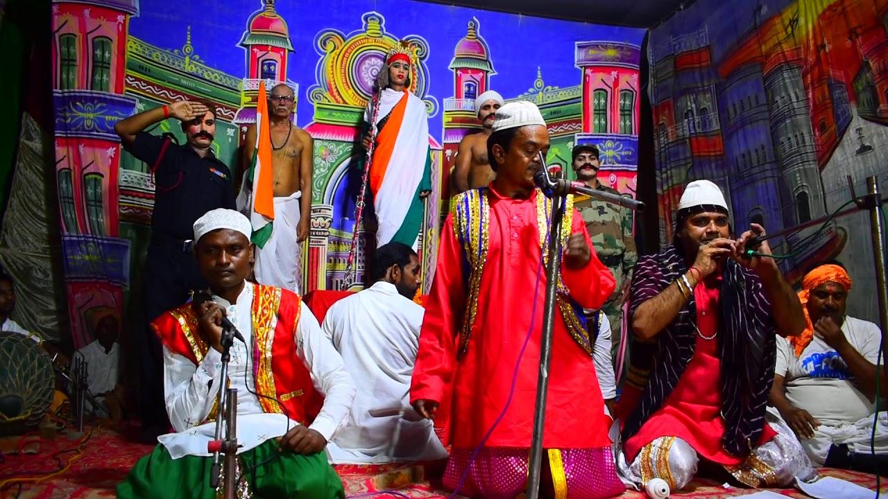 Shri ramlila samiti banakhurd azamgarh. II Quawali.ll Quawali. ll  deshbhakti.....