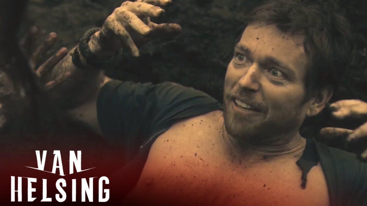 Download VAN HELSING | Season 2, Episode 7 Clip: Awake and Spring | SYFY