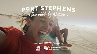 Port Stephens Incredible by Nature