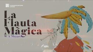 'La flauta màgica' al Conservatori Liceu - Cicle Liceu Cambra
