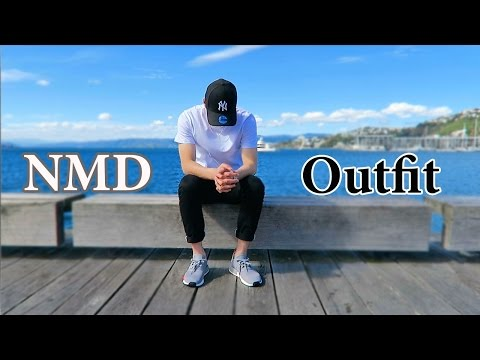 ADIDAS NMD FIT   Outfit of the day   I