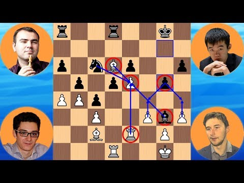 The Final Four | 2018 Candidates Chess Tournament