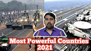 Top Ten Powerful countries in 2021 | Tamil | Siddhu Mohan