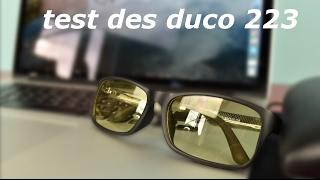 fini les maux de tte lunette anti lumire bleu duco 223