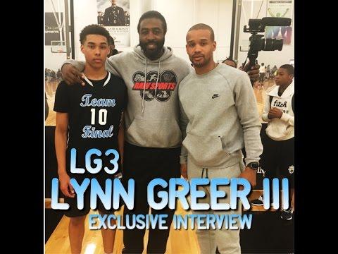 "LYNN GREER III aka LG3 ""EXCLUSIVE INTERVIEW"" (6/4/16) TEAM FINAL/ROMAN CATHOLIC"