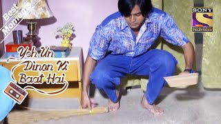 Yeh Un Dinon Ki Baat Hai | Sameer Is Forced To Clean Naina's Room | Best Moments