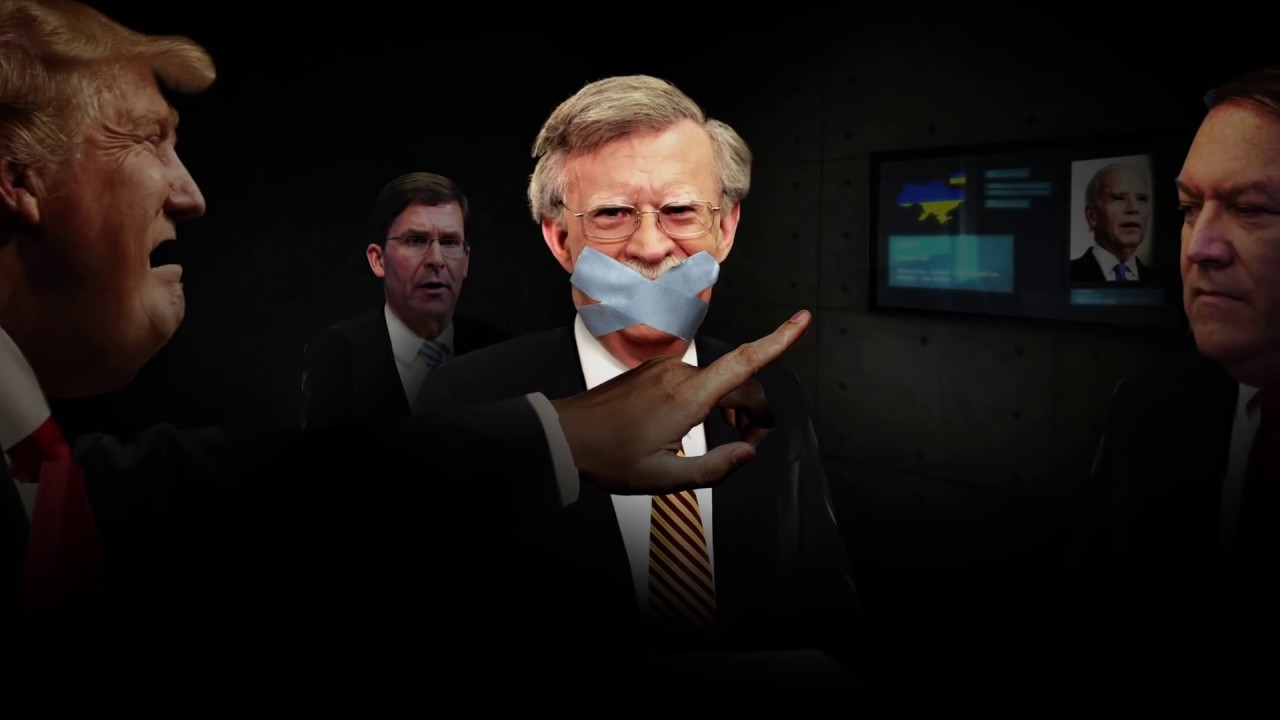 Send a message to the Senate: Bolton must testify