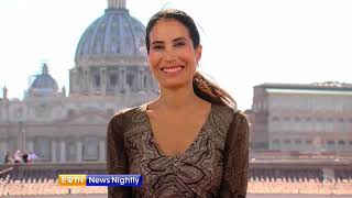 Even on Vacation, Pope Francis Remains Busy - ENN 2018-07-18