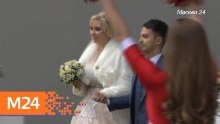 """""""Специальный репортаж"""": """"свадьба мечты"""" - Москва 24"""