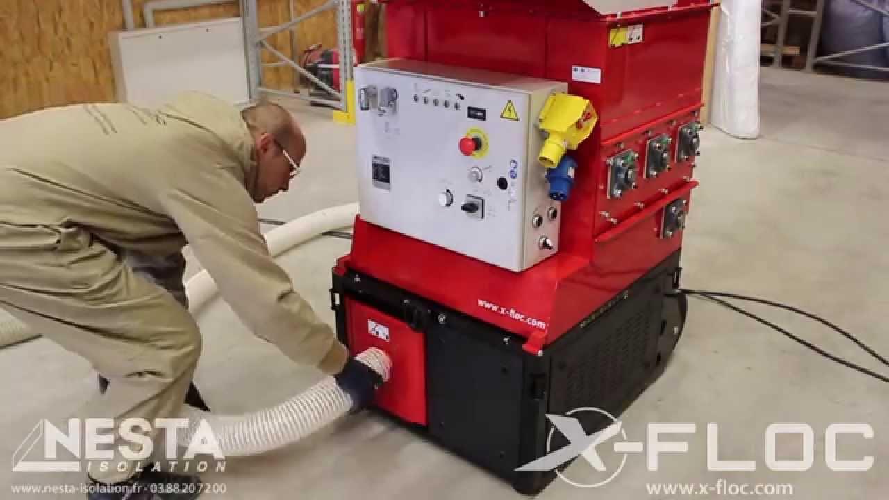 Cardeuse Machine A Souffler Insuffler Em300 Contact Nesta Equipement