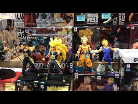 FINALLY! New SacAnime 2018 Dragonball Z Super ShFiguart FunkoPop Banpresto hunt DBZ Voice Actors P.2