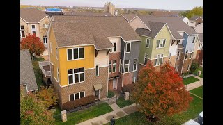 Ohio City Luxury Townhouse | 2268 City View Drive | Cleveland Real Estate Videographer