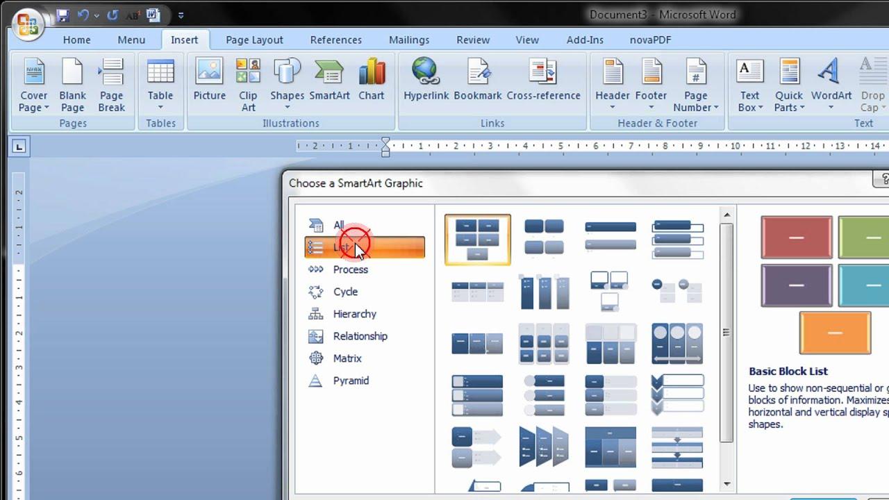 microsoft word flowchart template free download