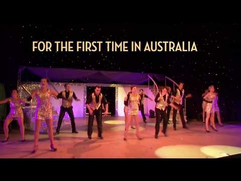 PUTTIN' ON THE RITZ with special guest Rob Mills -  Sydney & Penrith