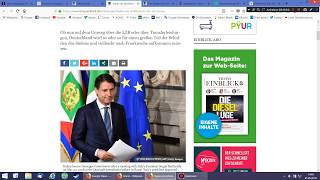 News: Amazon Gesichtserkennung - Drama Italien - Ghettoisierung in Deutschland
