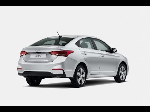 Hyundai Solaris 1.4 MT ТЕСТ ДРАЙВ