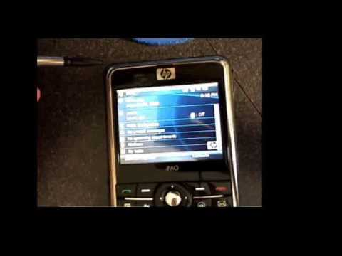 HP iPaq 910c Business Messenger WM6.1 Phone Review (After 1 yr)